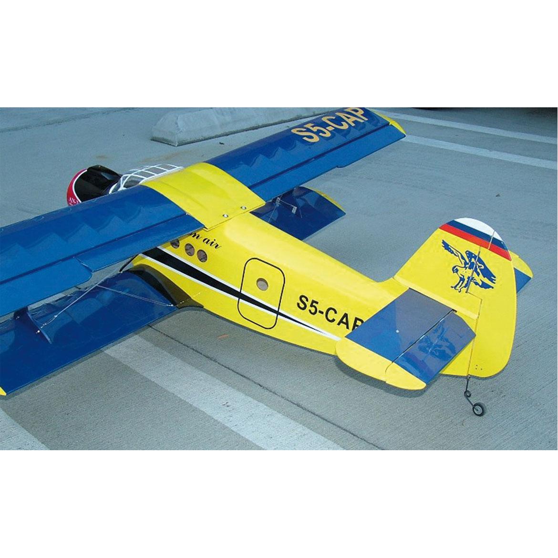 "MAXFORD USA ANTONOV AN-2 1/11 62"" ARF DOPPELDECKER"